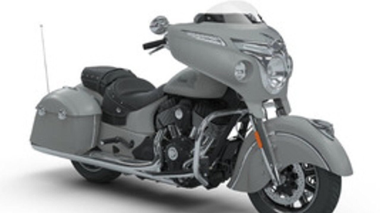 2018 Indian Chieftain Classic for sale 200585395