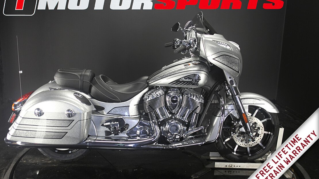 2018 Indian Chieftain Elite Limited Edition w/ ABS for sale 200609132