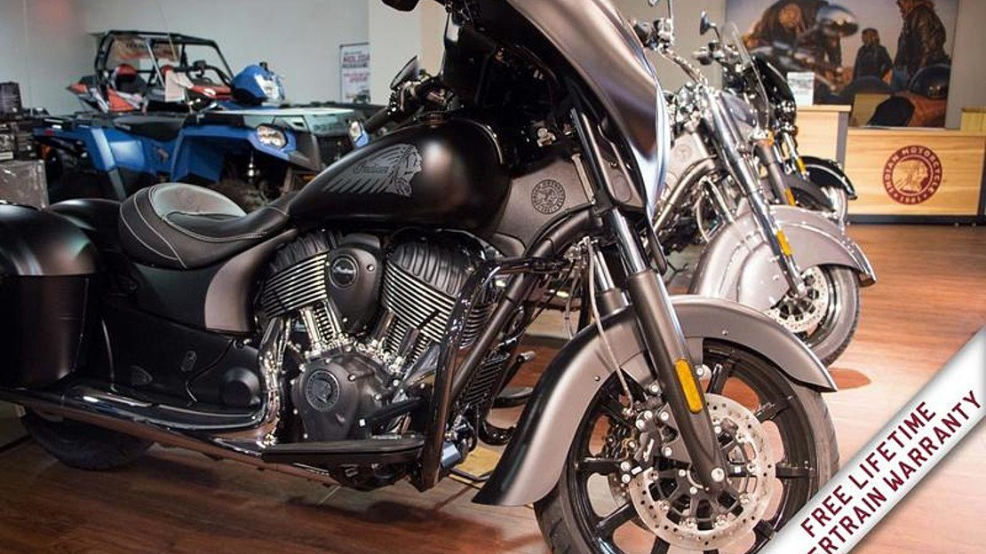 2018 Indian Chieftain for sale 200609134