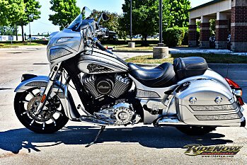 2018 Indian Chieftain Elite Limited Edition w/ ABS for sale 200610497