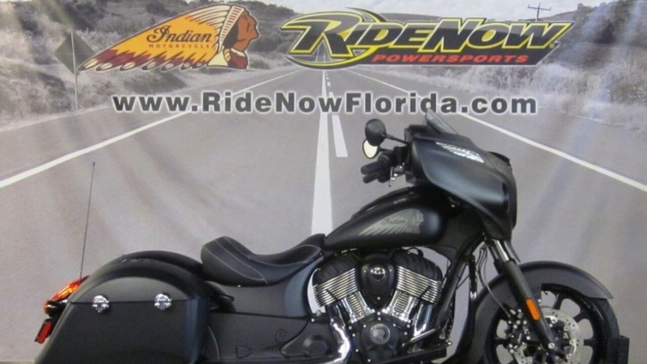 2018 Indian Chieftain for sale 200622012