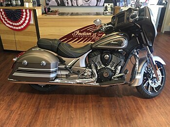 2018 Indian Chieftain Limited for sale 200622607