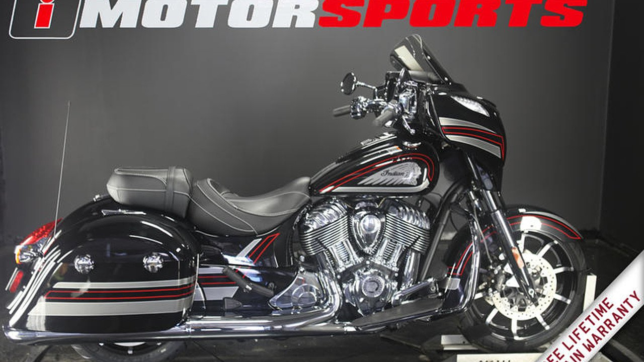 2018 Indian Chieftain Limited for sale 200622755