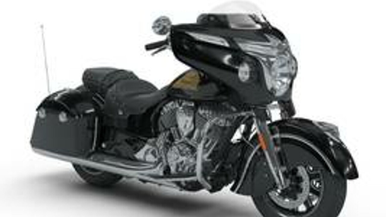 2018 Indian Chieftain Classic for sale 200627292