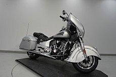 2018 Indian Chieftain for sale 200506229