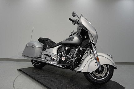 2018 Indian Chieftain Classic for sale 200506229