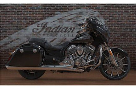 2018 Indian Chieftain Limited for sale 200514684