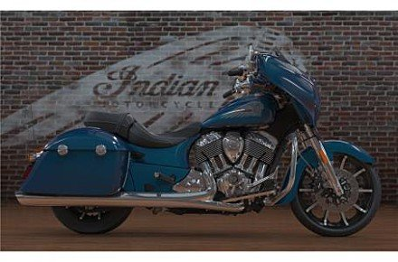 2018 Indian Chieftain Limited for sale 200540394