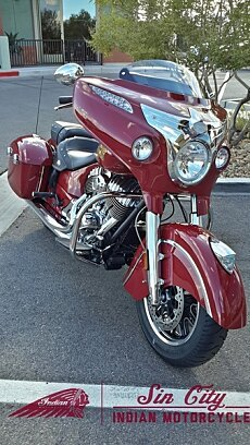 2018 Indian Chieftain Classic for sale 200590871