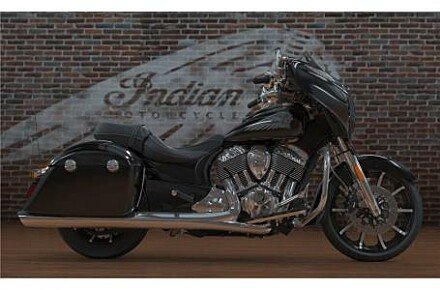 2018 Indian Chieftain Limited for sale 200591710