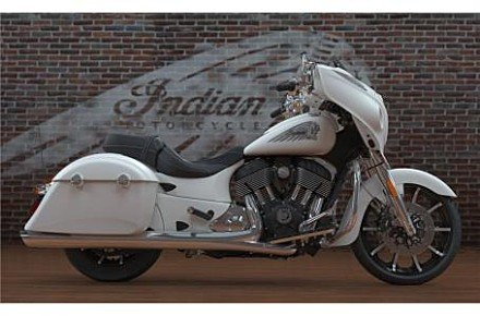 2018 Indian Chieftain Limited for sale 200611691