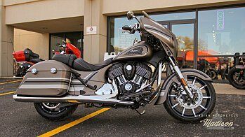2018 Indian Chieftain Limited for sale 200616434