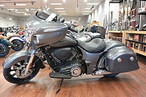 2018 Indian Chieftain Classic for sale 200631475