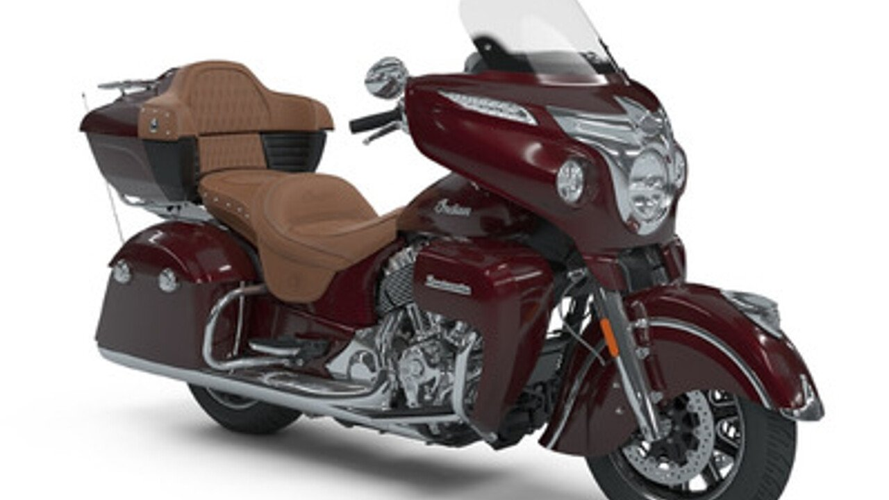 2018 Indian Roadmaster for sale 200516953