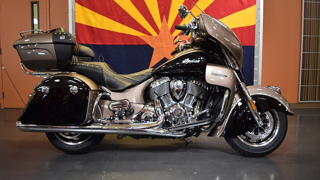 2018 Indian Roadmaster for sale 200519877