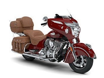 2018 Indian Roadmaster for sale 200542279