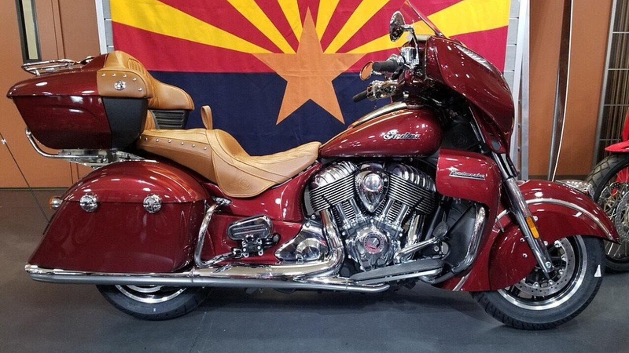 2018 Indian Roadmaster for sale 200545326