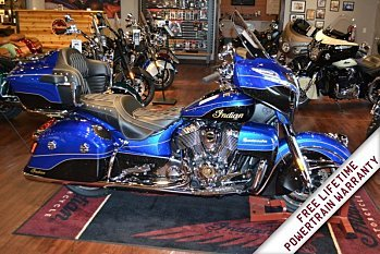 2018 Indian Roadmaster for sale 200559144