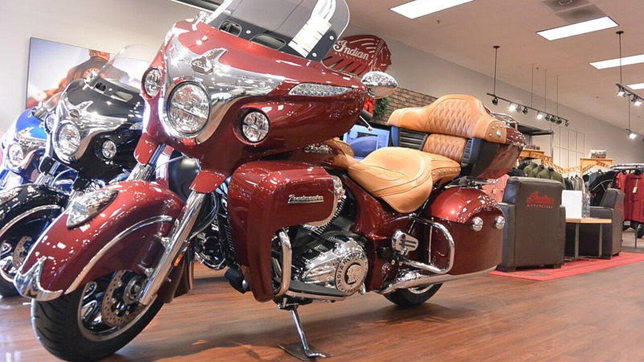 Ride Now Concord >> 2018 Indian Roadmaster for sale near Concord, North ...