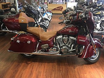 2018 Indian Roadmaster for sale 200569775