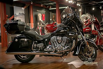 2018 Indian Roadmaster for sale 200581988