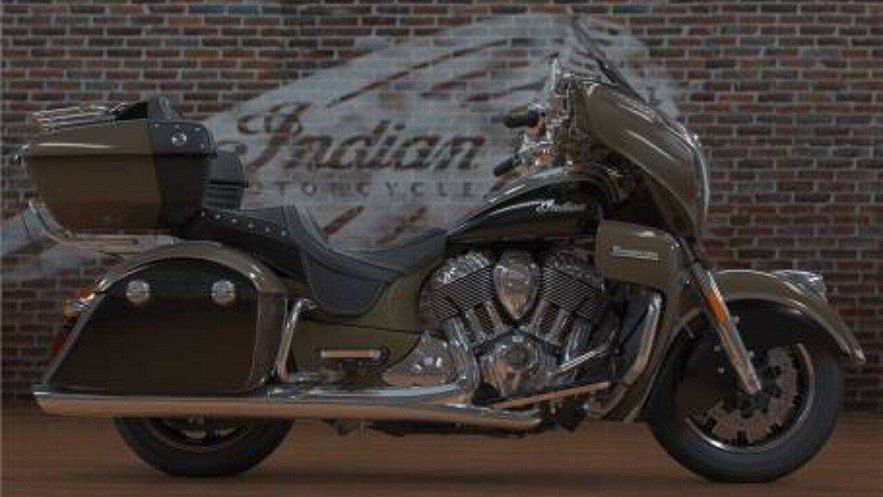 2018 Indian Roadmaster for sale 200591717