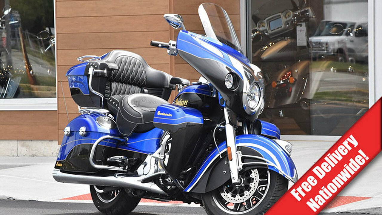 2018 Indian Roadmaster for sale 200620985