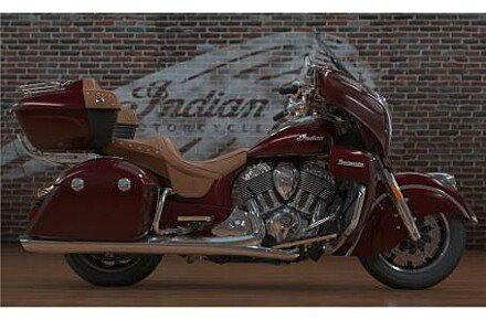 2018 Indian Roadmaster for sale 200600363