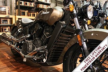 2018 Indian Scout Sixty for sale 200495703
