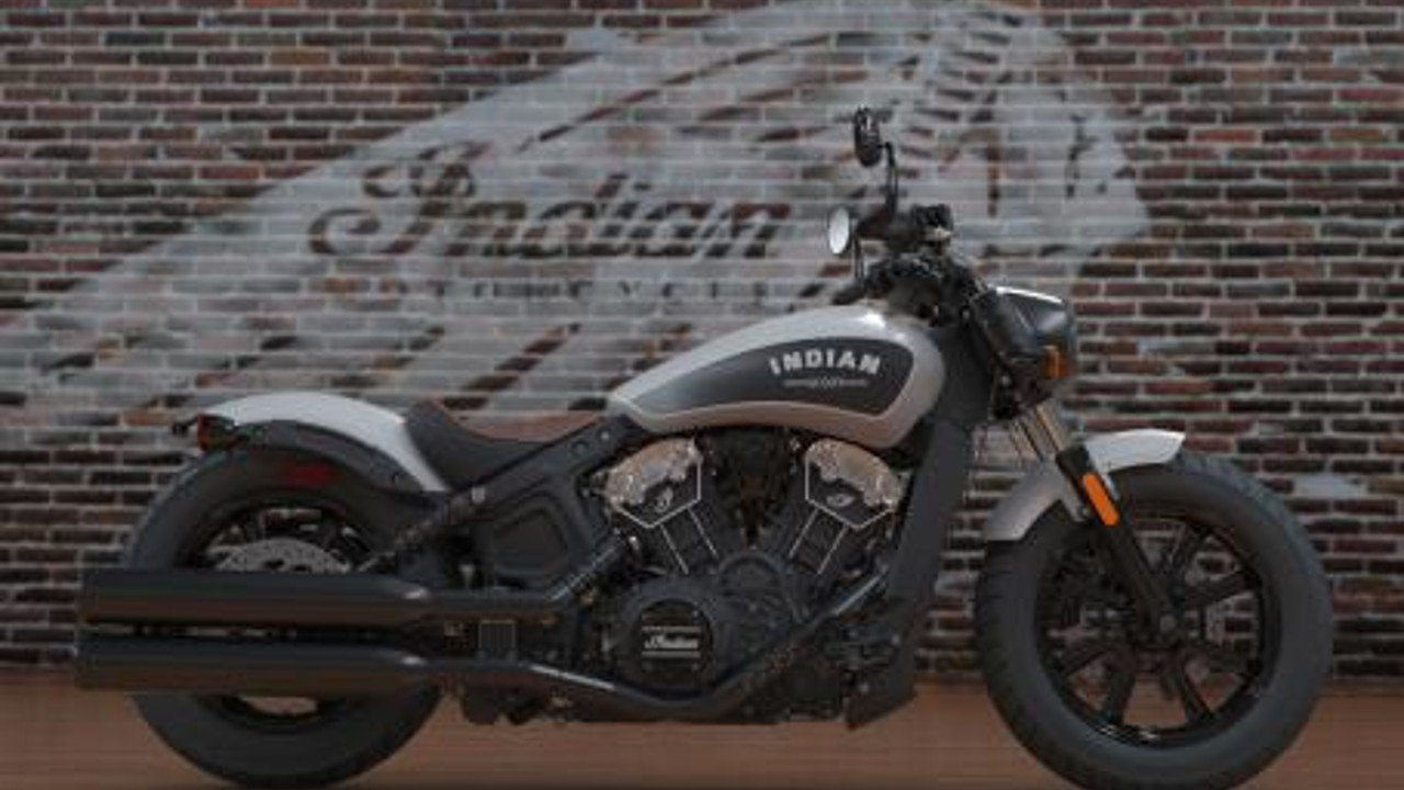 2018 Indian Scout Boober for sale 200498550