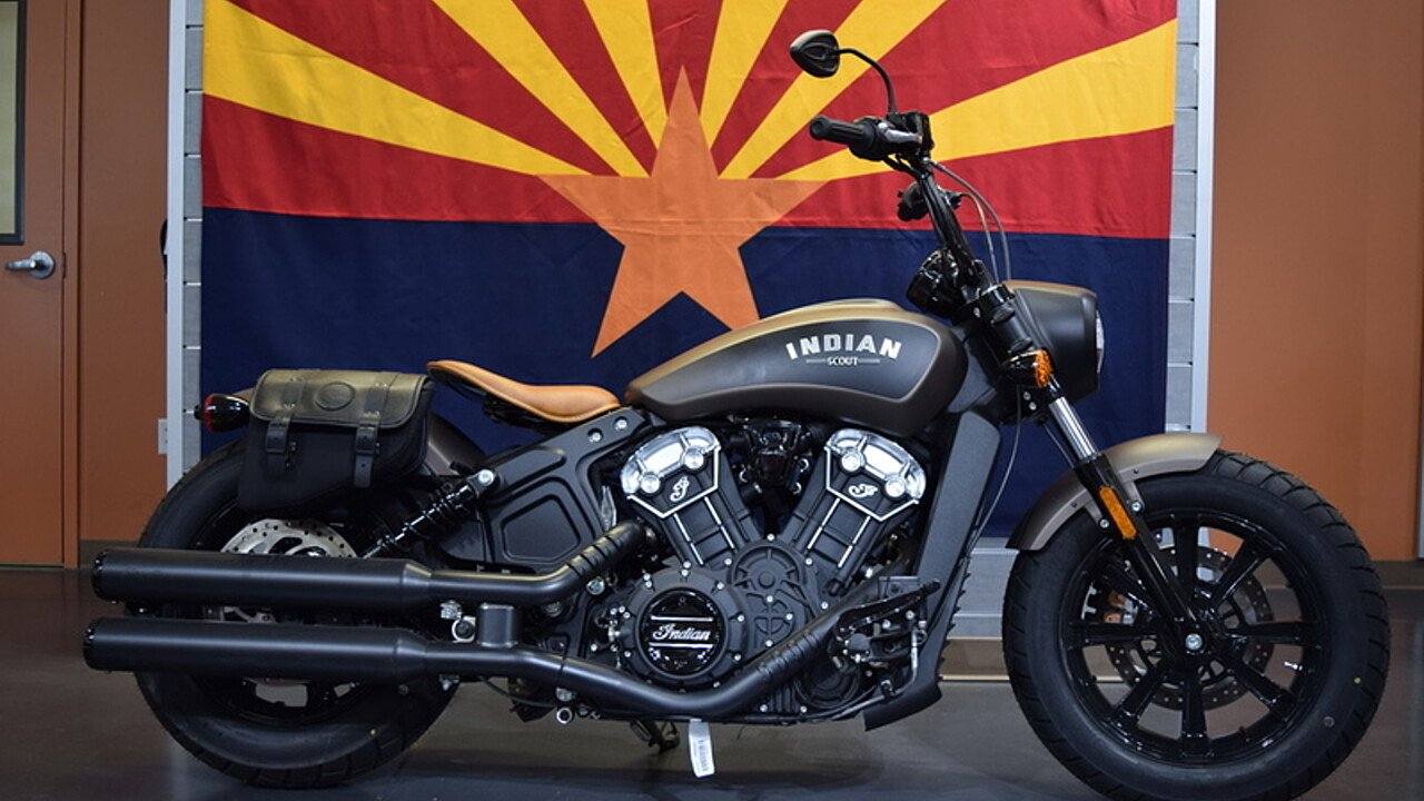 2018 Indian Scout Bobber for sale 200500497