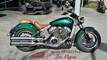 2018 Indian Scout for sale 200506382