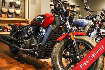 2018 Indian Scout Boober for sale 200520253