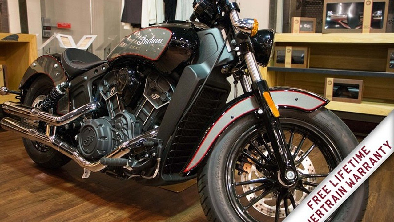 2018 Indian Scout Sixty ABS for sale 200520256