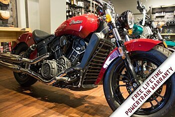 2018 Indian Scout Sixty ABS for sale 200520257