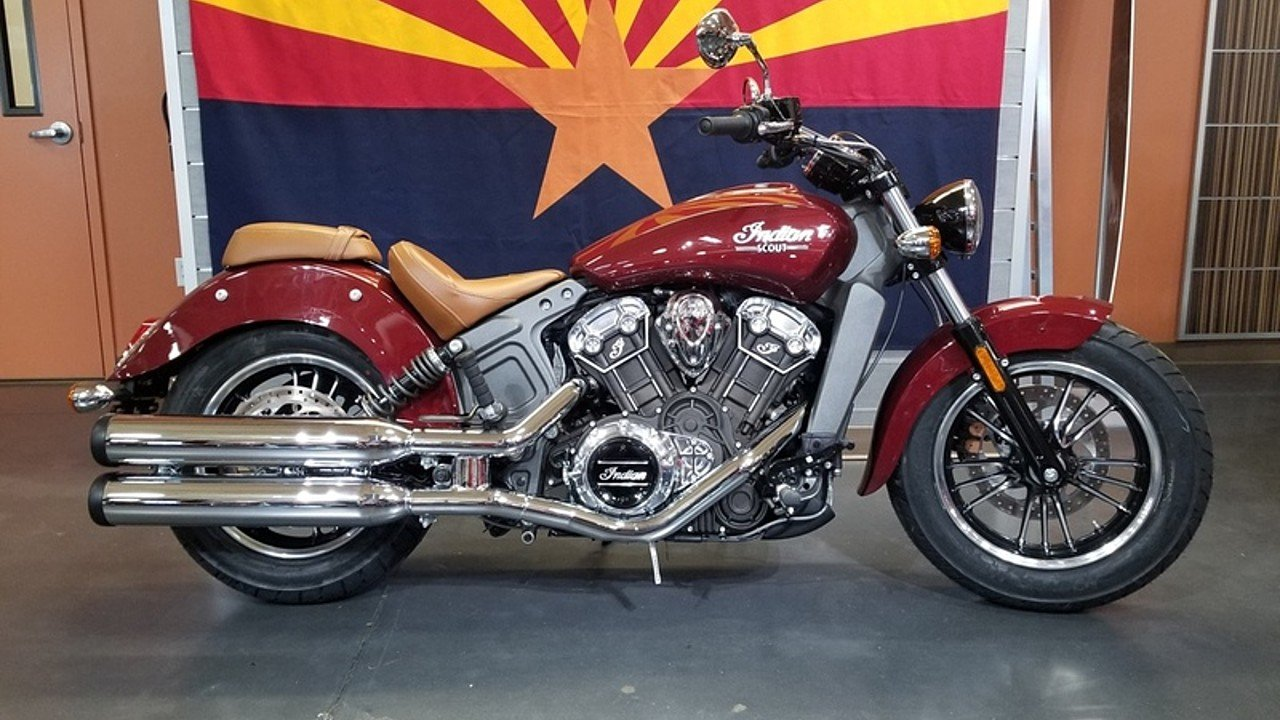 2018 Indian Scout ABS for sale 200545304