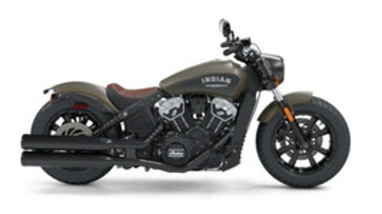 2018 Indian Scout Boober for sale 200547666