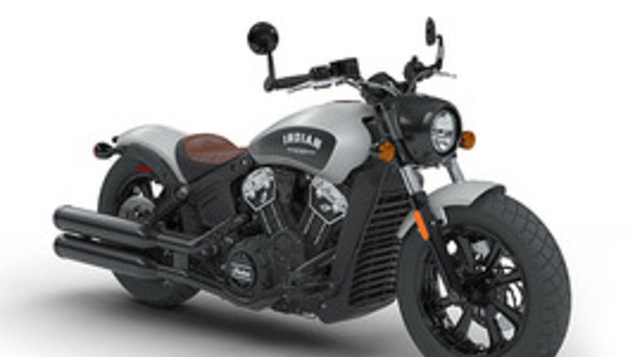 2018 Indian Scout Boober for sale 200554933