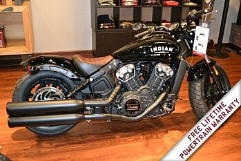 2018 Indian Scout Bobber for sale 200559156