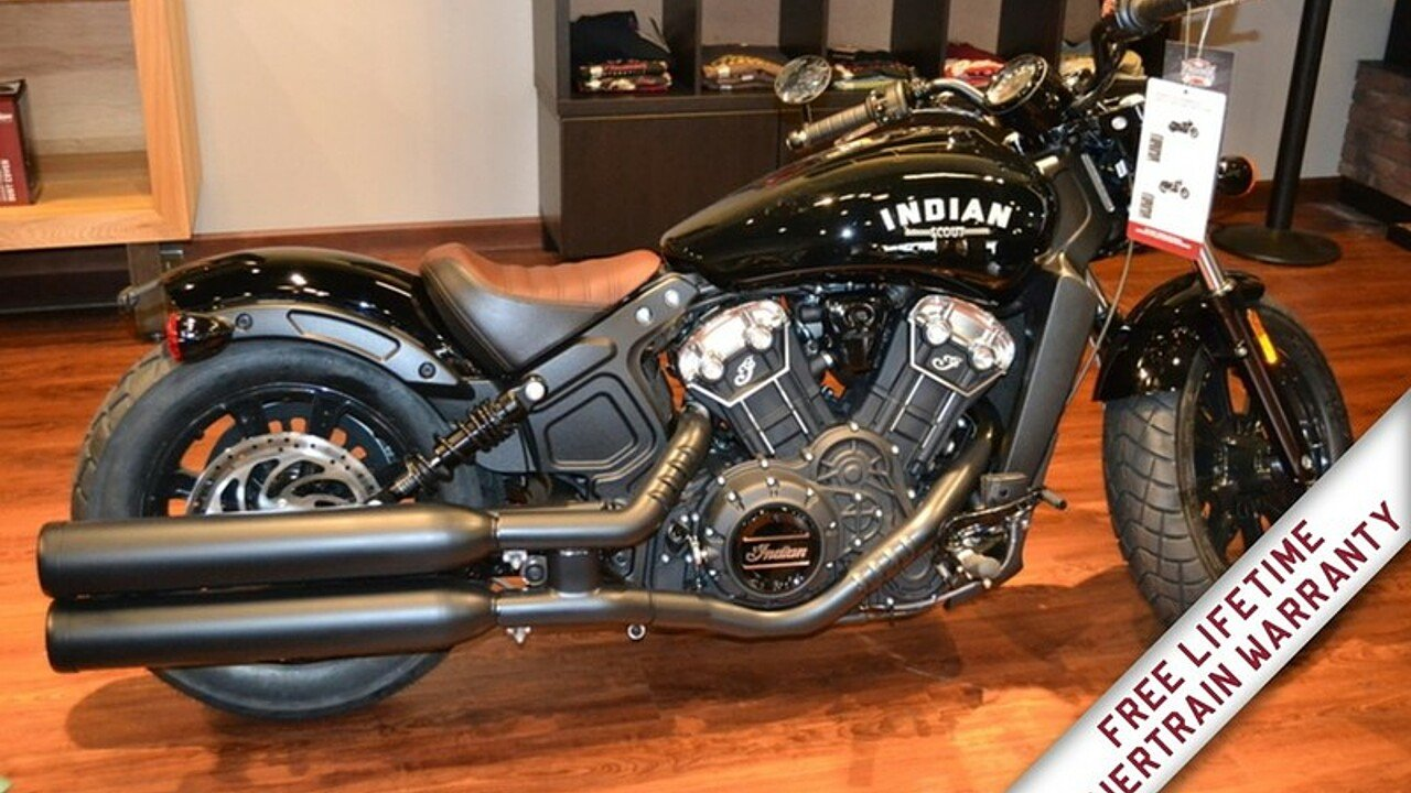 2018 Indian Scout Boober for sale 200559156