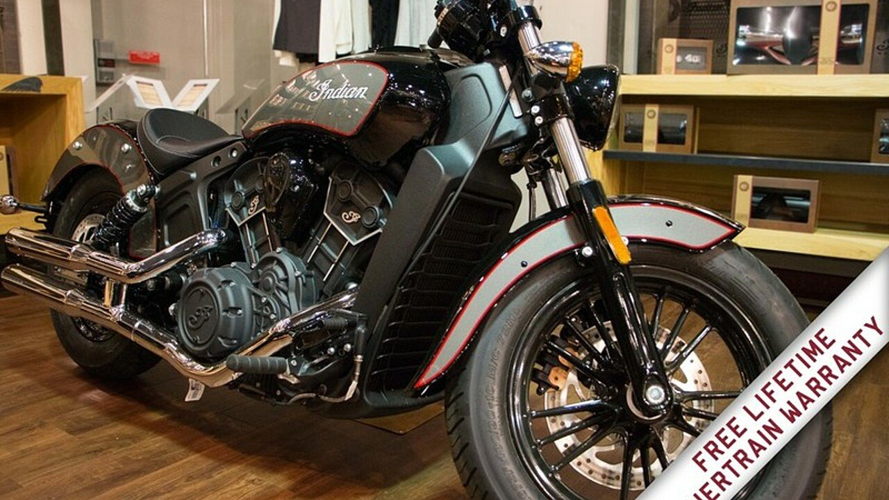2018 Indian Scout Sixty ABS for sale 200559233