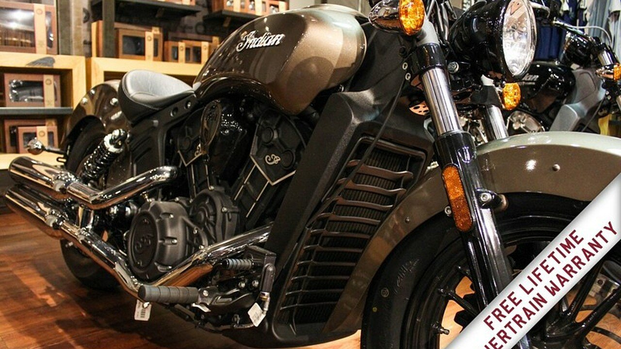 2018 Indian Scout Sixty for sale 200559257