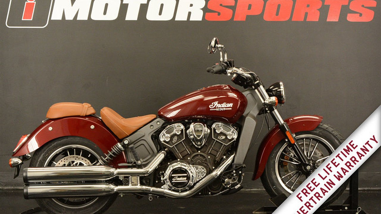 2018 Indian Scout for sale 200560137