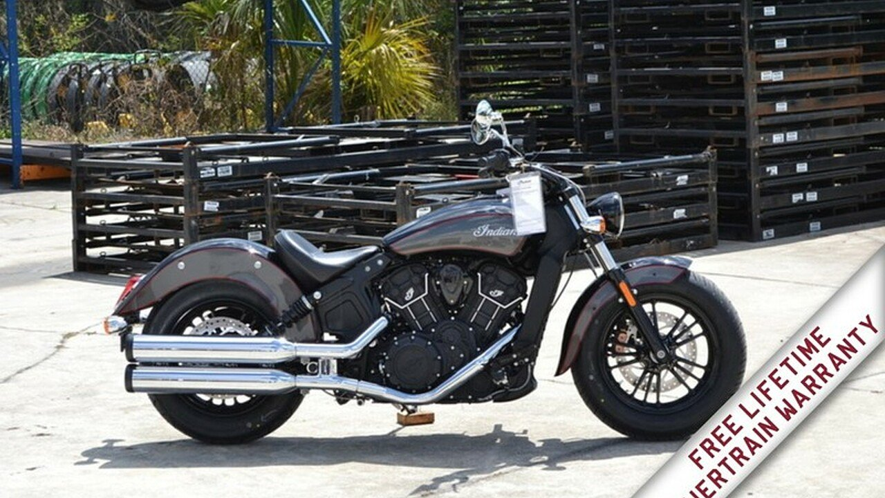 2018 Indian Scout Sixty ABS for sale 200560381