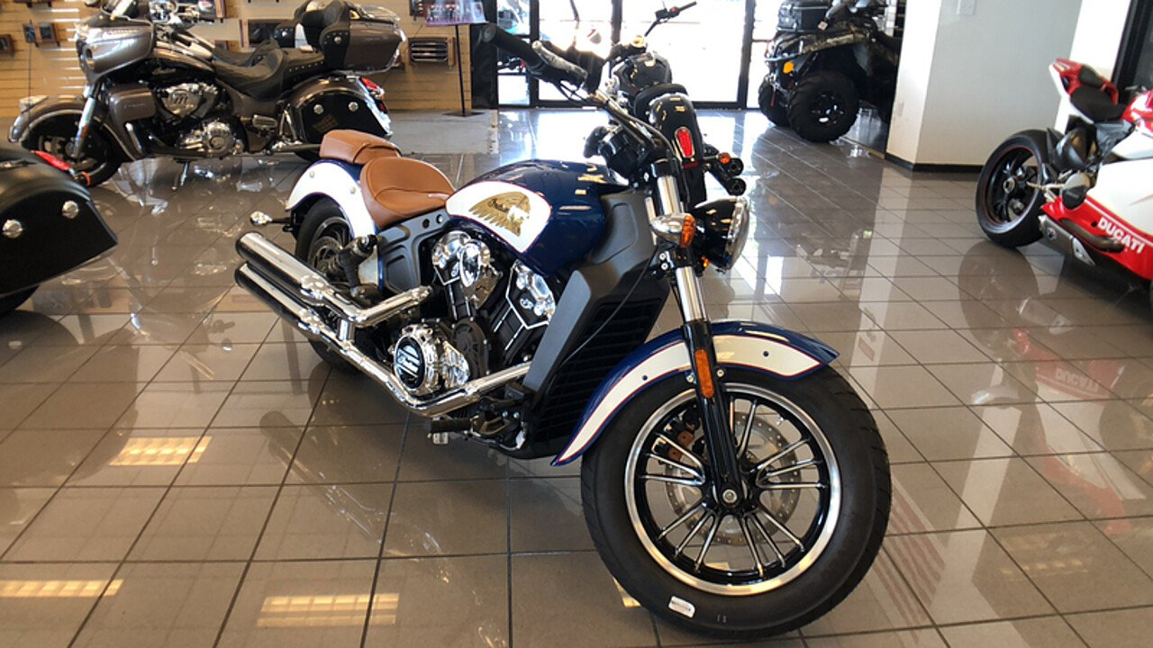 2018 Indian Scout ABS for sale 200564214