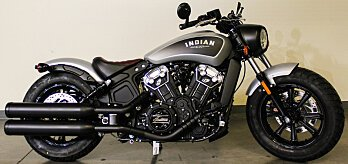2018 Indian Scout Bobber for sale 200567298