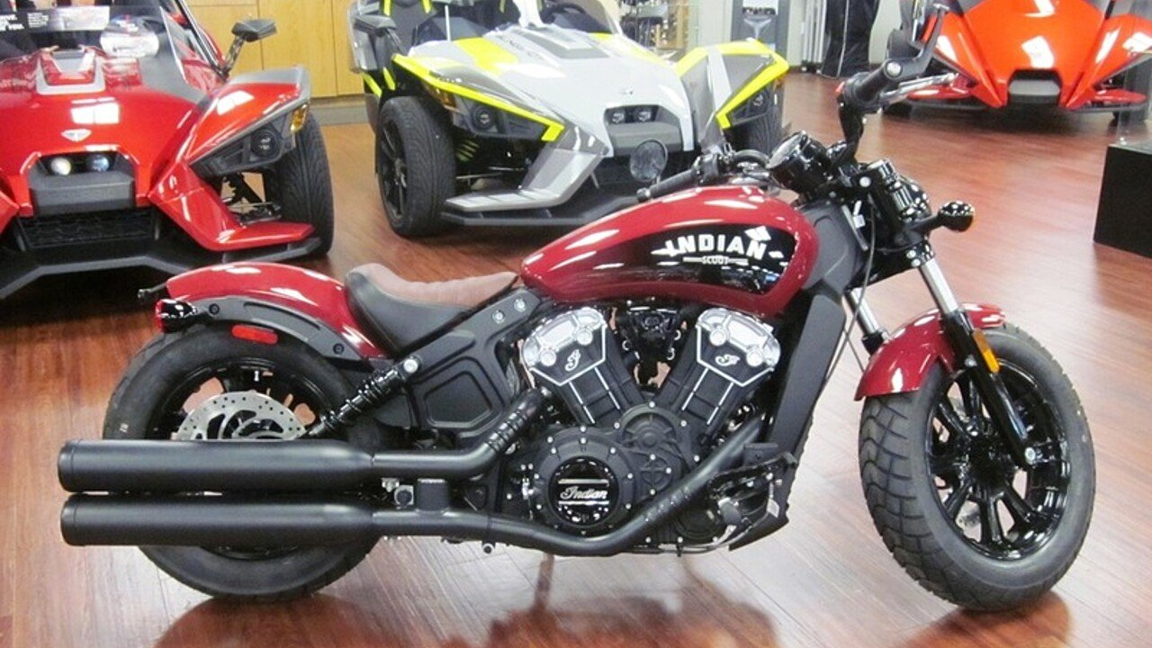2018 Indian Scout Boober for sale 200568945