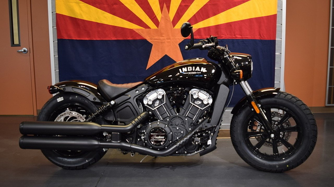 2018 Indian Scout Bobber for sale 200579727