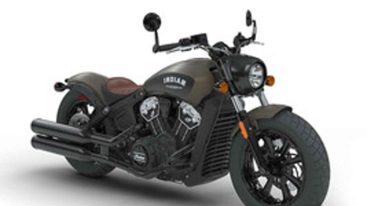 2018 Indian Scout Bobber for sale 200587260