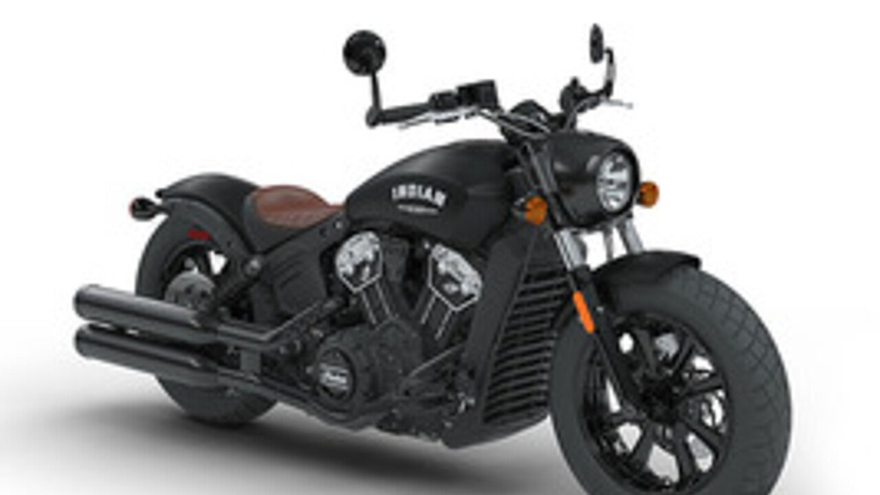 2018 Indian Scout Bobber ABS for sale 200593835
